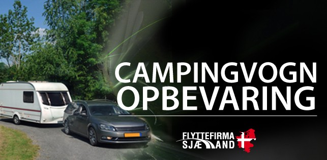 Campingvogn-Opbevaring