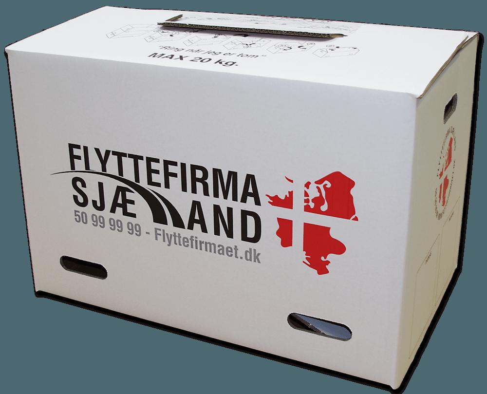 flyttefirma sjællands flyttekasse