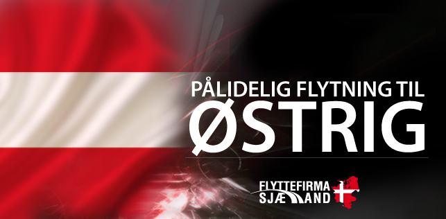 Billig flytning til eller fra Østrig