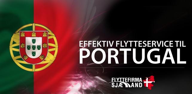 Billig flytning til portugal