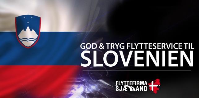 Billig flytning til Slovenien