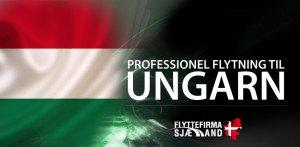 Billig flytning til eller fra Ungarn