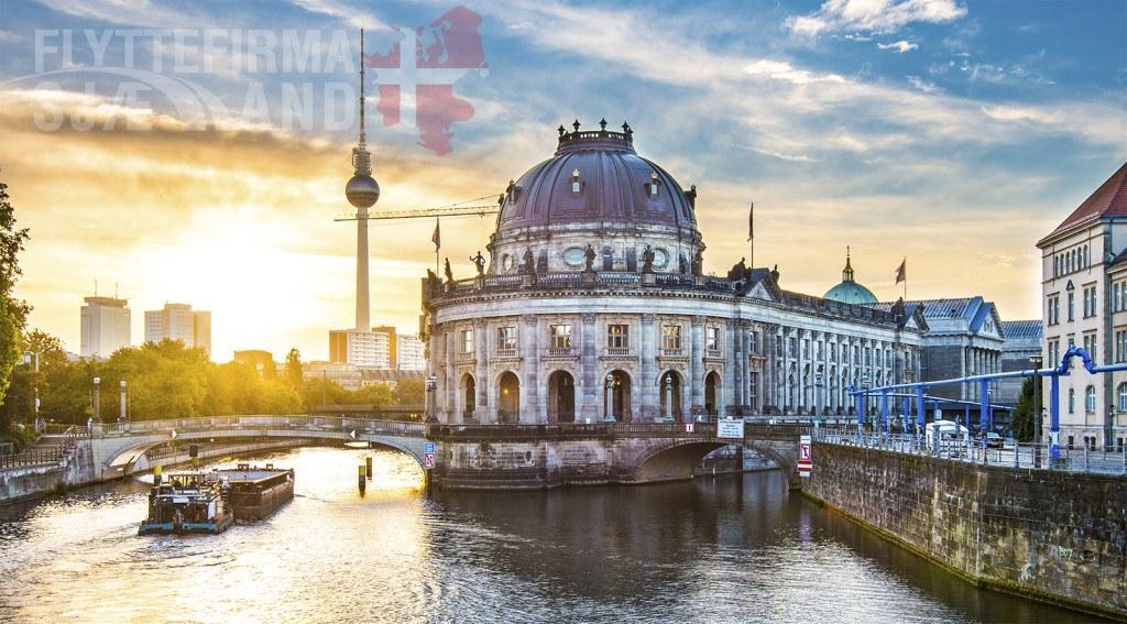 Flytning til Berlin
