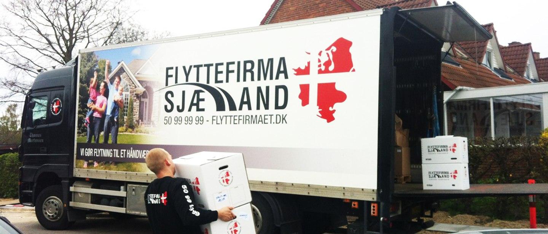 Flytteforretning Sjælland