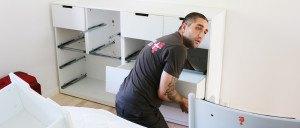 handymandservice under flytning