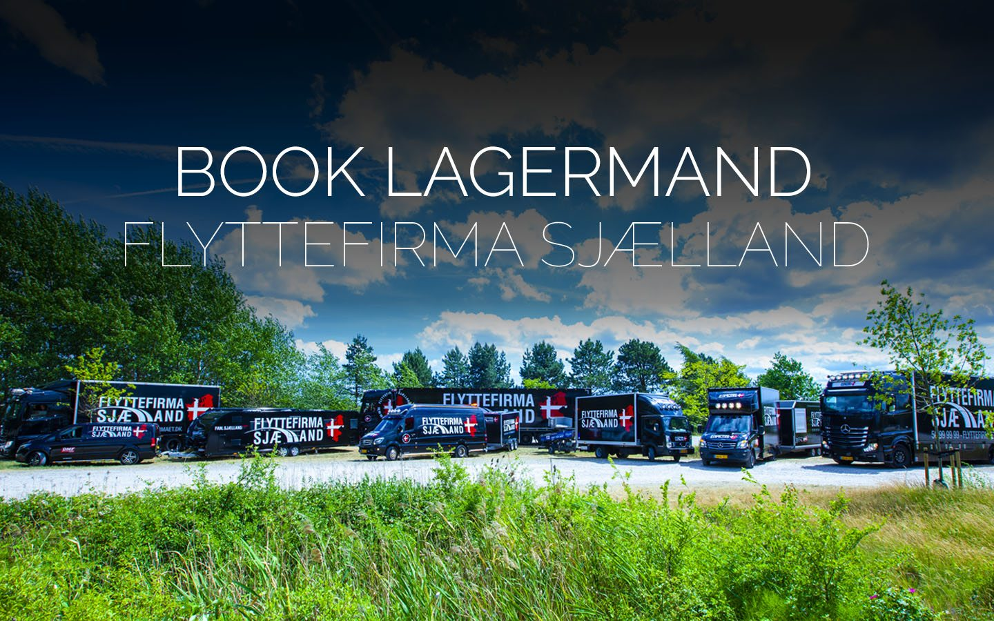 Flyttefirmaet cover book lagermand