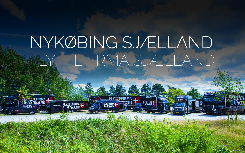 Flyttefirmaet cover nykøbing sjælland